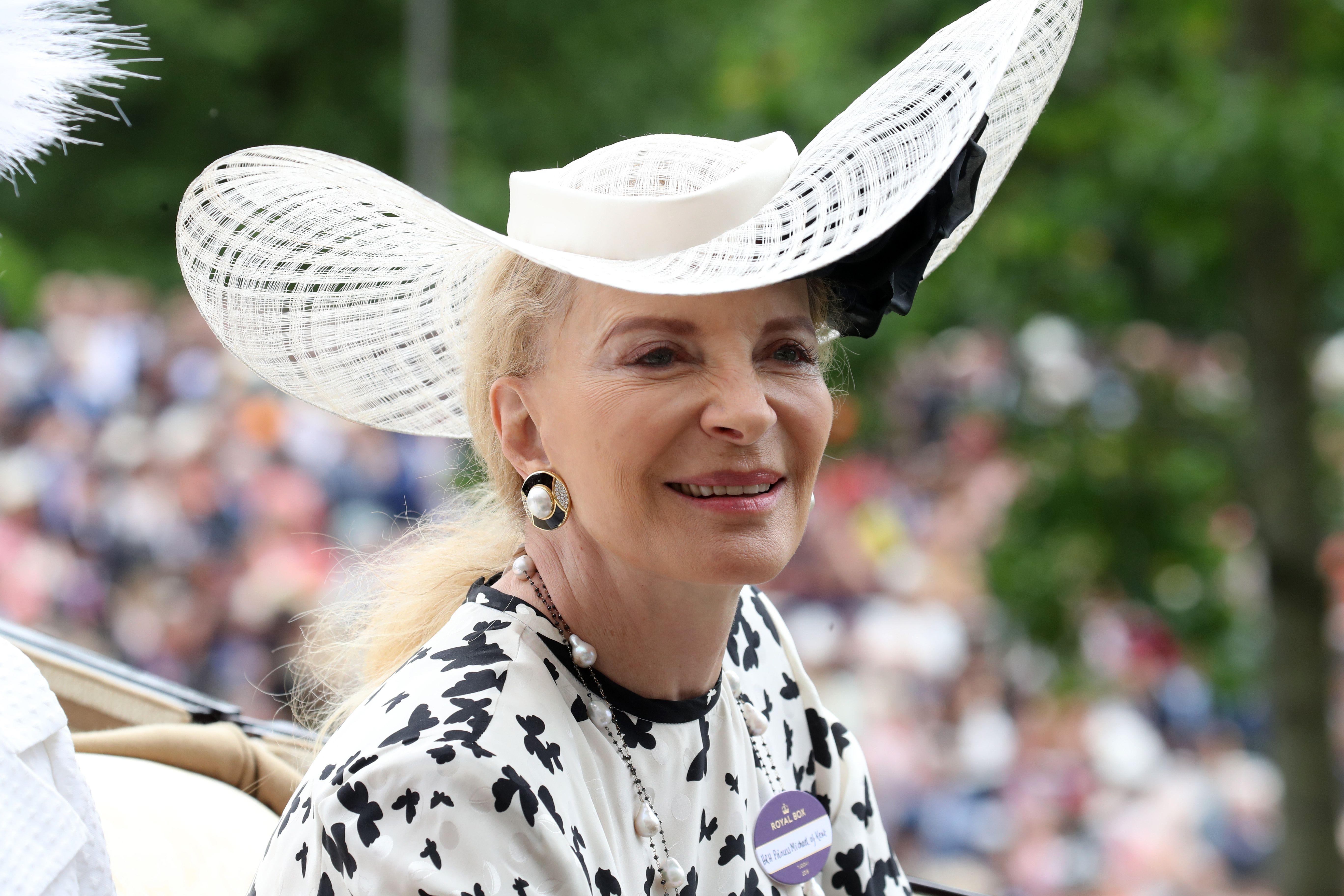cd8f592d5 The Best Hats at Royal Ascot 2018 - Photos Of Royals Wearing Hats At ...