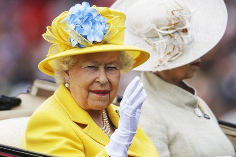 英國女王, Queen Elizabeth, 英國皇室