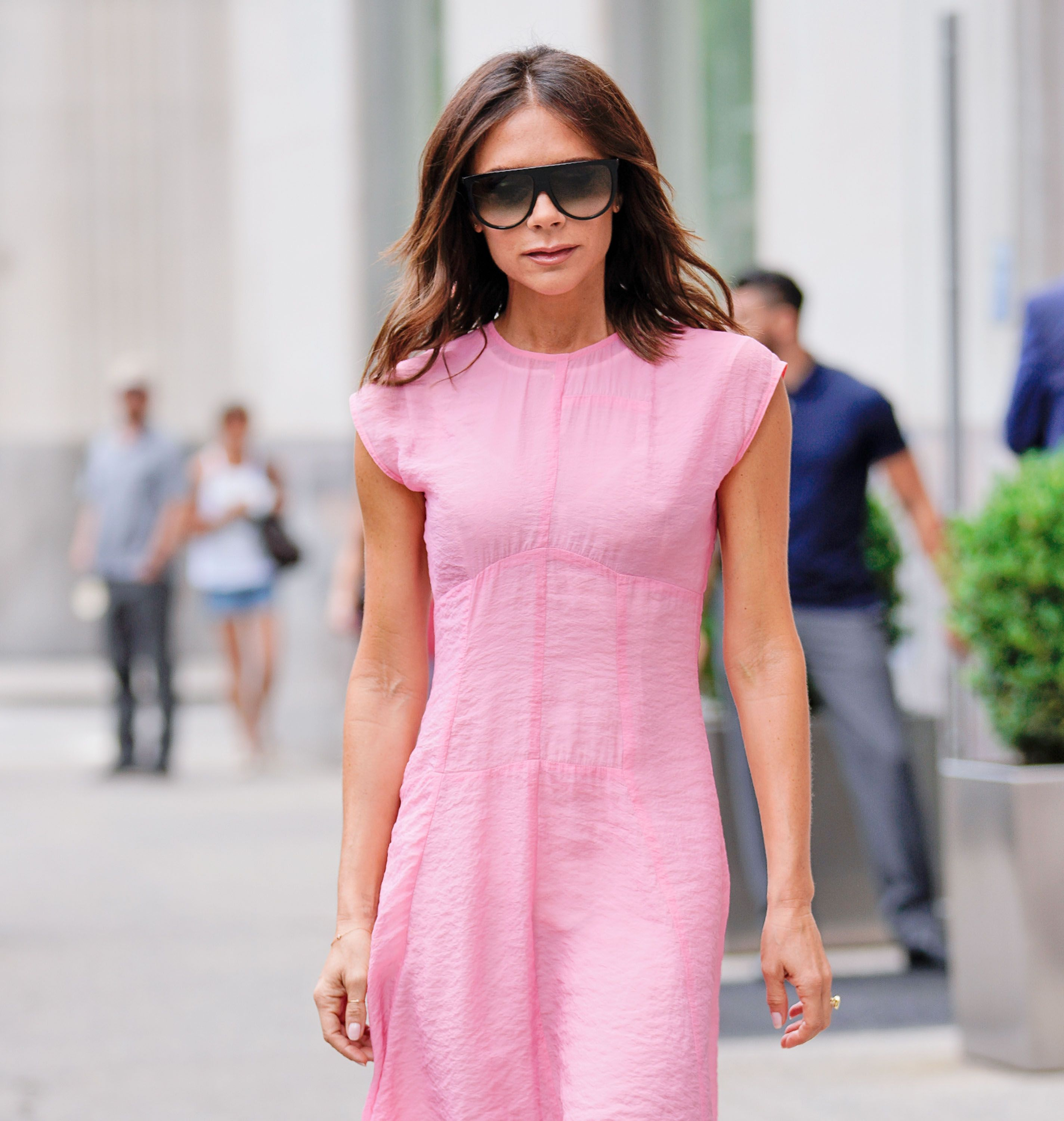 Victoria Beckham\'s Main Goals Are \'To Be The Best Mother, The Best ...