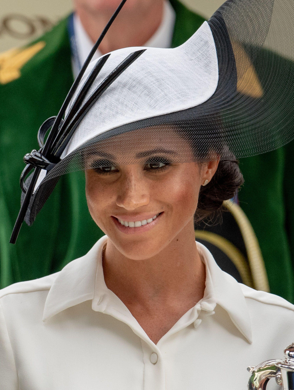 Meghan Markle Duchess Of Sussex Hair Makeup