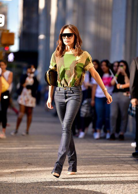 Jeans, Clothing, Street fashion, Fashion model, Eyewear, Fashion, Sunglasses, Beauty, Snapshot, Footwear,
