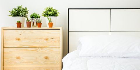 Chest of drawers, Furniture, Drawer, White, Room, Nightstand, Orange, Wall, Bedroom, Chest,