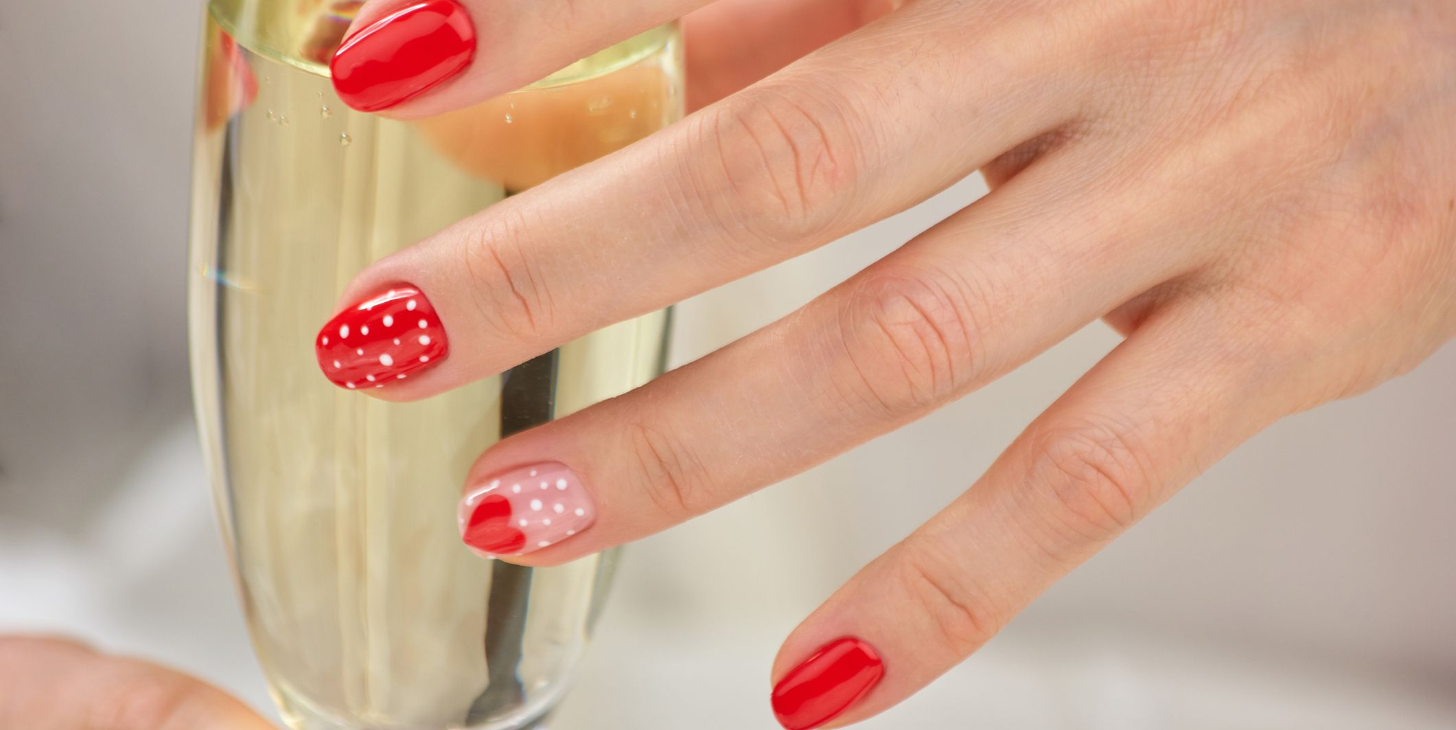 18 Valentine's Day Nail Art Ideas to Spark Your Next Manicure