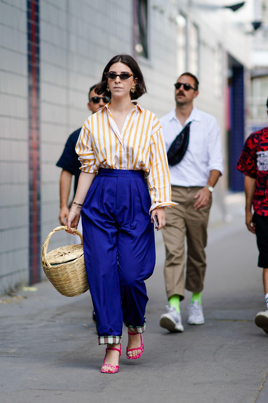 d72a968cfac El street style nos desvela cuáles son las claves más tendencia del verano