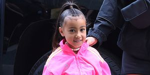 North West in NYC