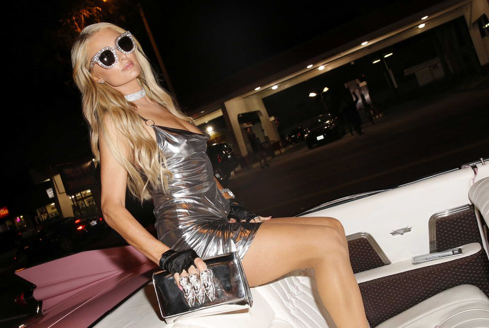 Paris Hilton is So Busy Building an Empire, She Can