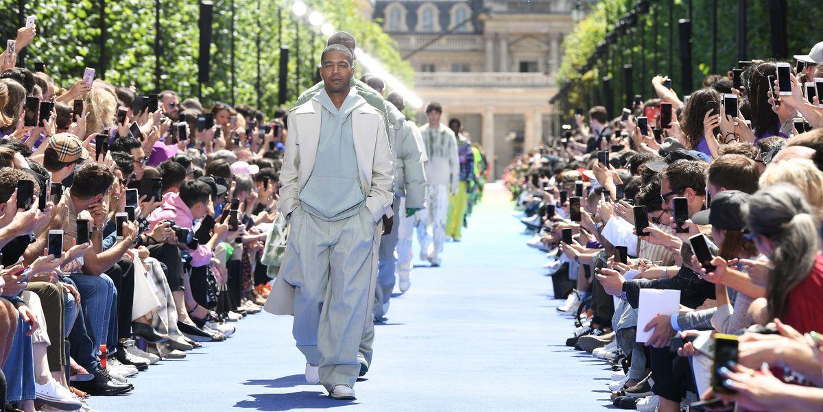 "Virgil Abloh Reinterprets Fashion Month With ""Louis Vuitton: Walk in the Park"""