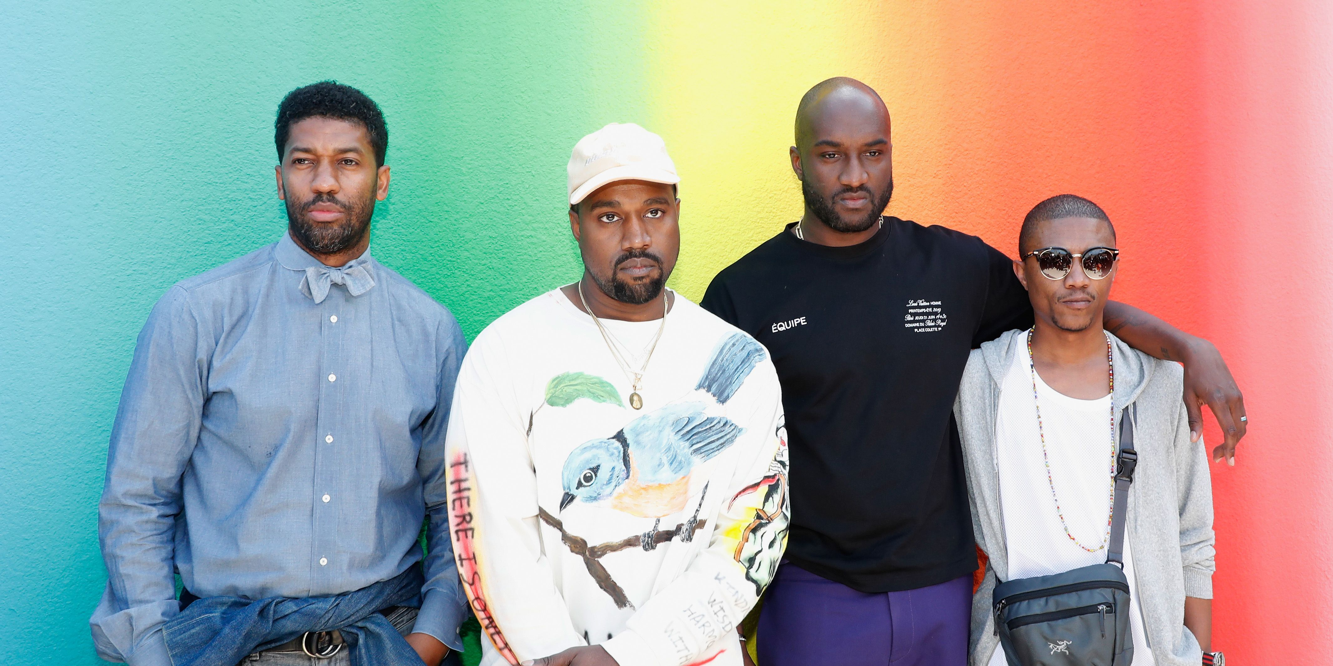 Kanye West Virgil Abloh