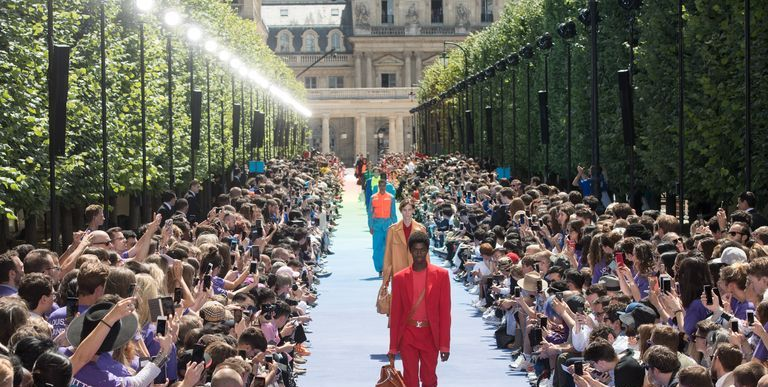 London Fashion Week In The Time Of Coronavirus