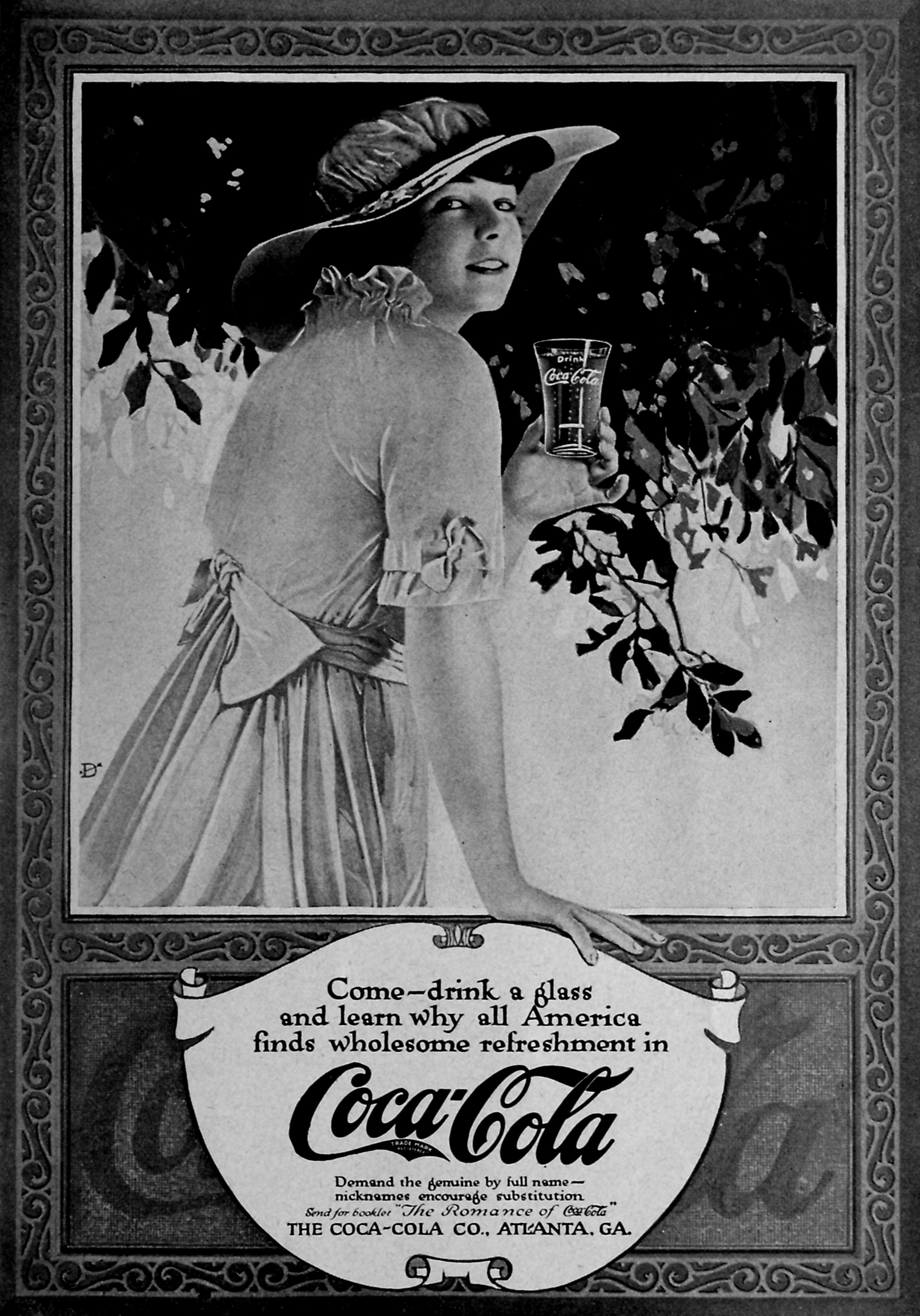 Vintage Coca Cola Ads Classic Coca Cola Advertisements
