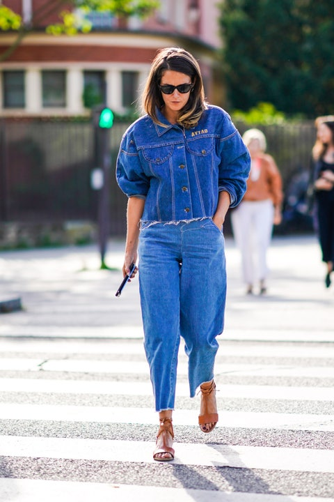 Denim, Jeans, Clothing, Blue, Street fashion, Fashion, Cobalt blue, Textile, Electric blue, Waist,