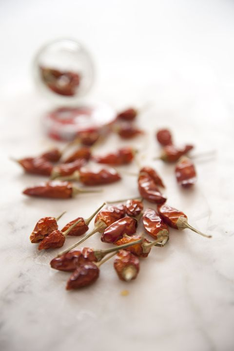 Food, Plant, Sichuan pepper, Chili pepper, Cuisine, Ingredient, Produce, Vegetable, Bell peppers and chili peppers,