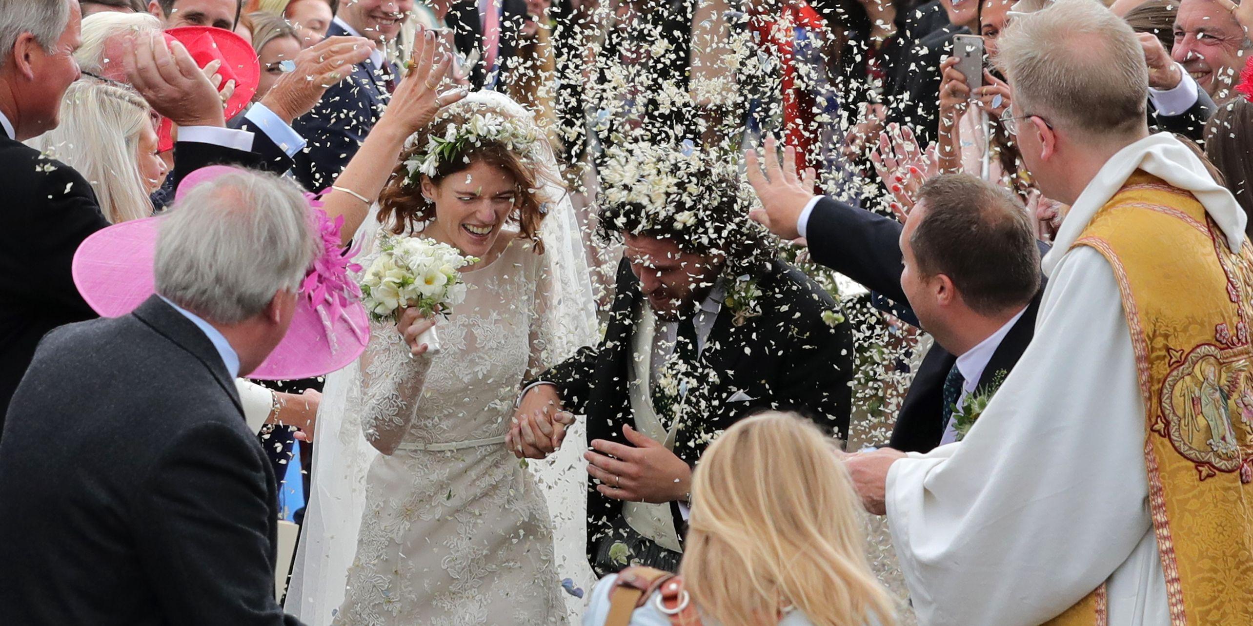 Image result for kit harington rose leslie wedding