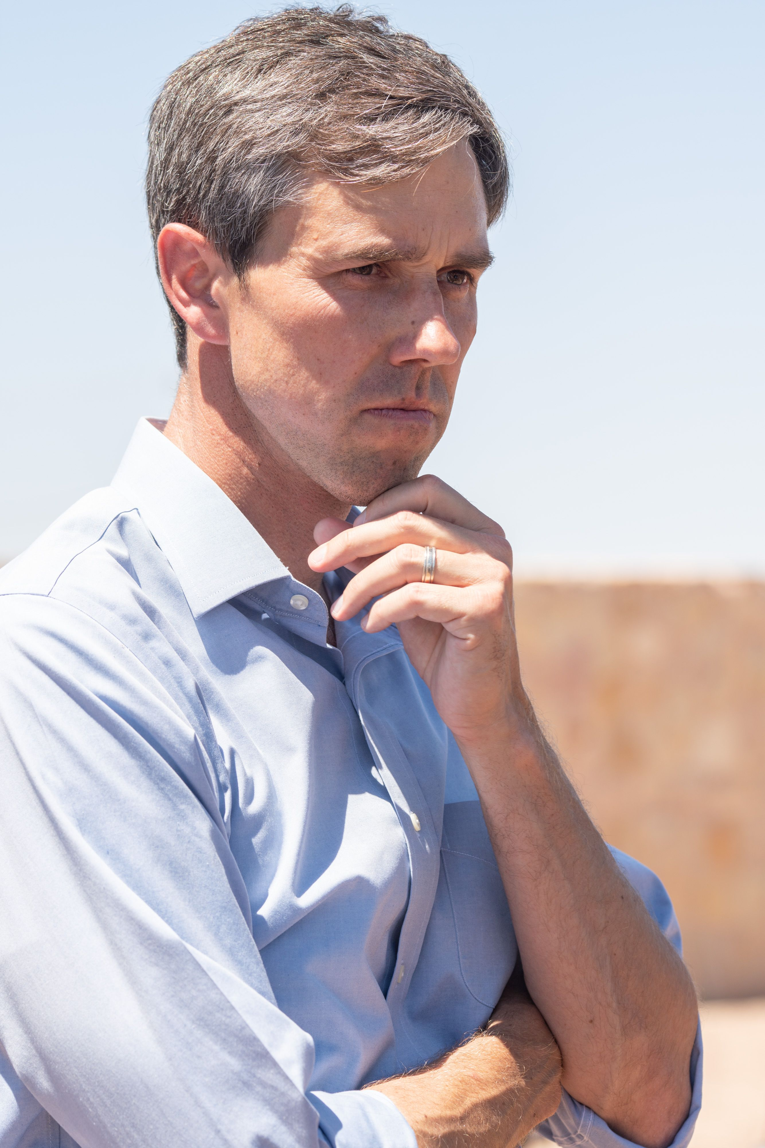 Please Allow Me Time to Process Beto's New Beard