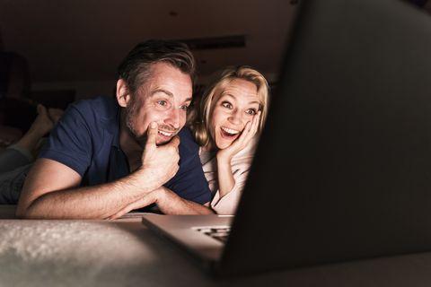 ver porno en pareja