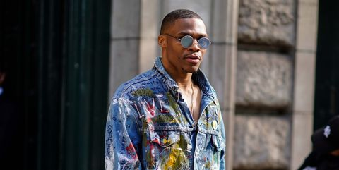 0241833a9f5a64 What the Most Stylish Men in Paris Wore to Fashion Week