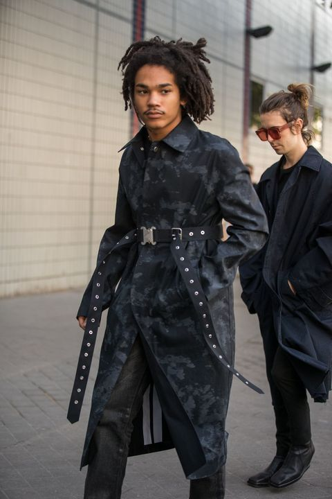 Street Style From Paris Fashion Week Men S The Best Street Style