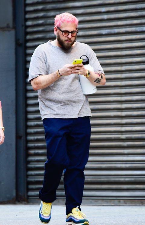 Jonah Hill Has A Perfect Approach To Street Style