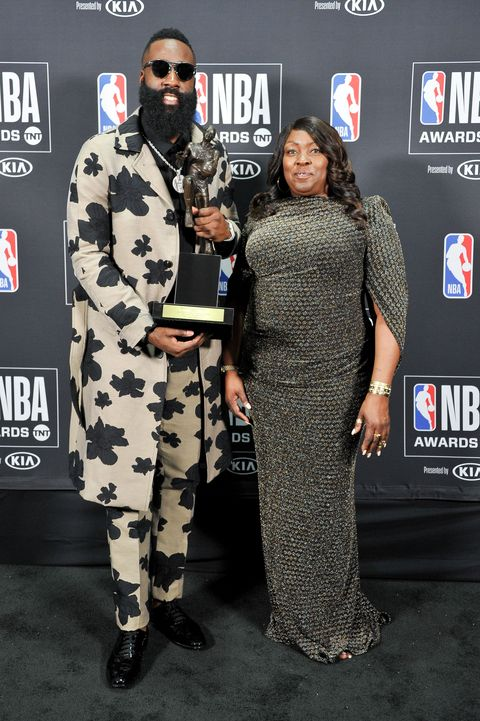 231309c75cfd James Harden s Outfit at the NBA Awards Was as MVP-Worthy as He Is