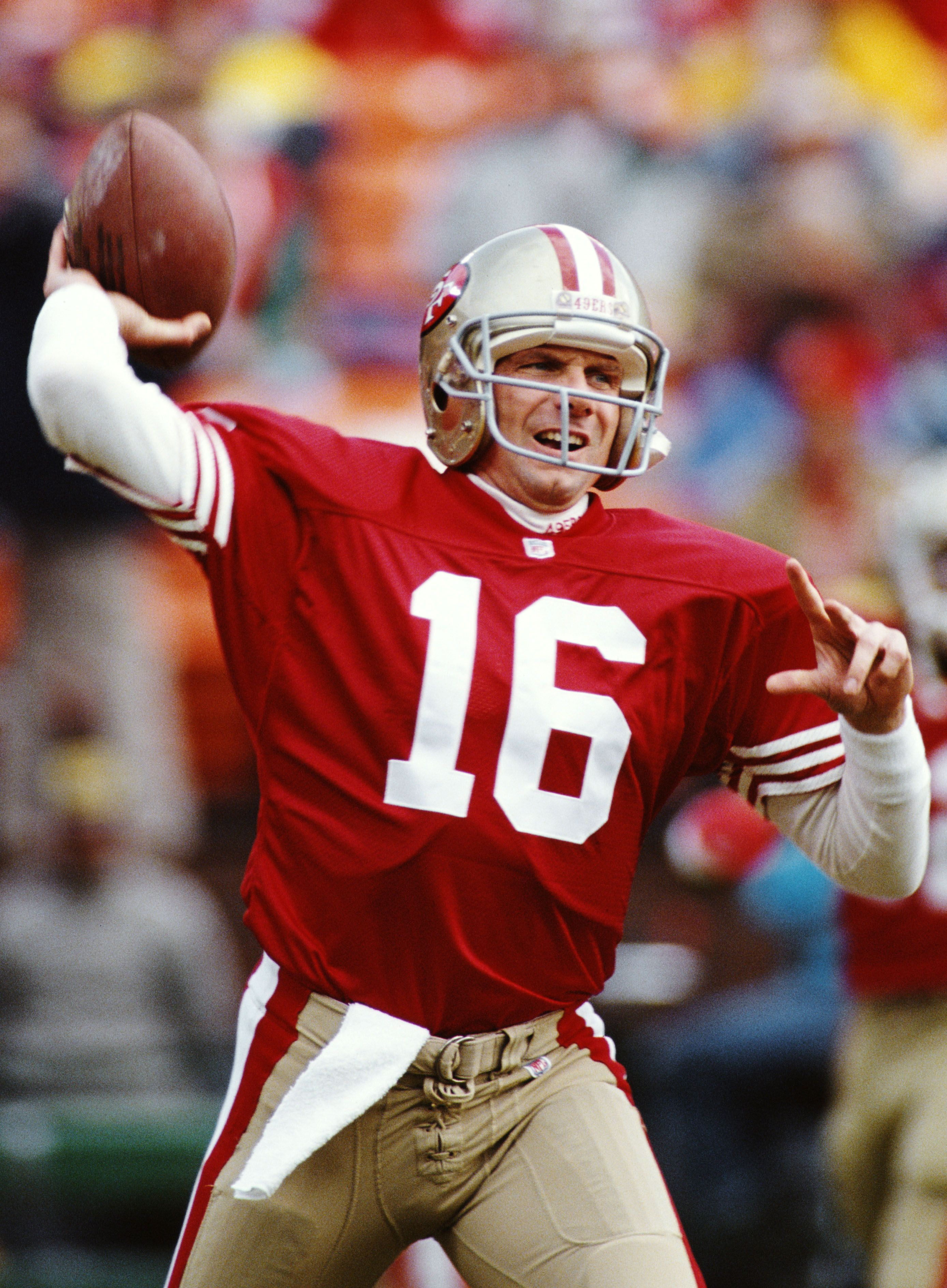 Football Legend Joe Montana Invested in a Legal Marijuana
