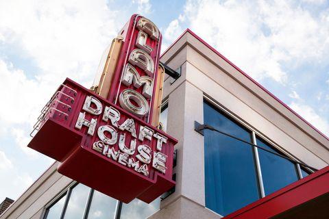 Red, Landmark, Restaurant, Architecture, Signage, Sky, Pink, Building, Font, Sign,