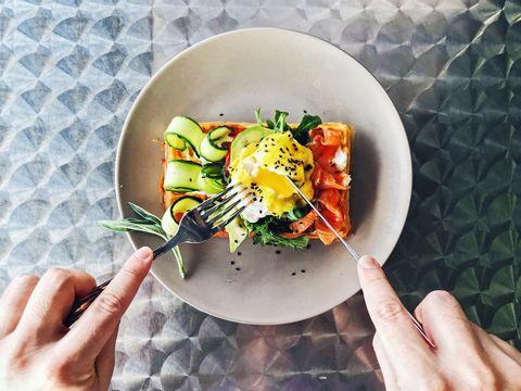 Food, Dish, Cuisine, Ingredient, Salad, Vegetable, Meal, Comfort food, Vegetarian food, Eating,