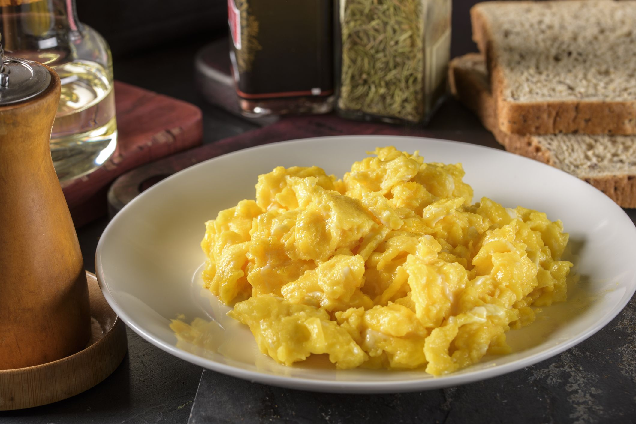 There's Only One Right Way to Cook Scrambled Eggs
