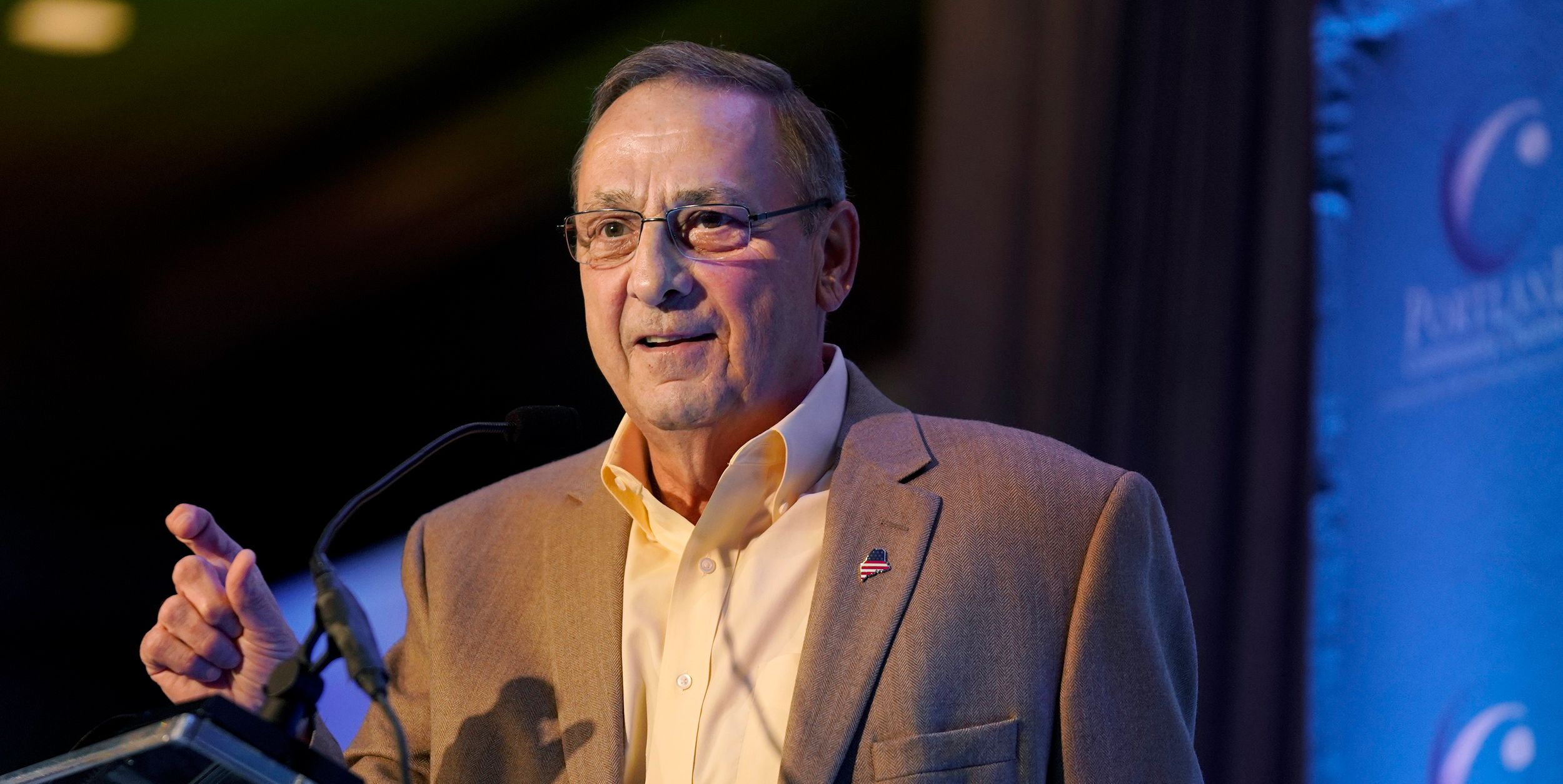 """Former Maine Governor Paul LePage suggests scrapping the Electoral College is a way to strip white people of their """"say."""""""