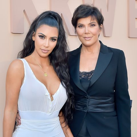 Groovy Kris Jenner Got Bangs And Now Shes Kims Twin Kris Jenner New Natural Hairstyles Runnerswayorg