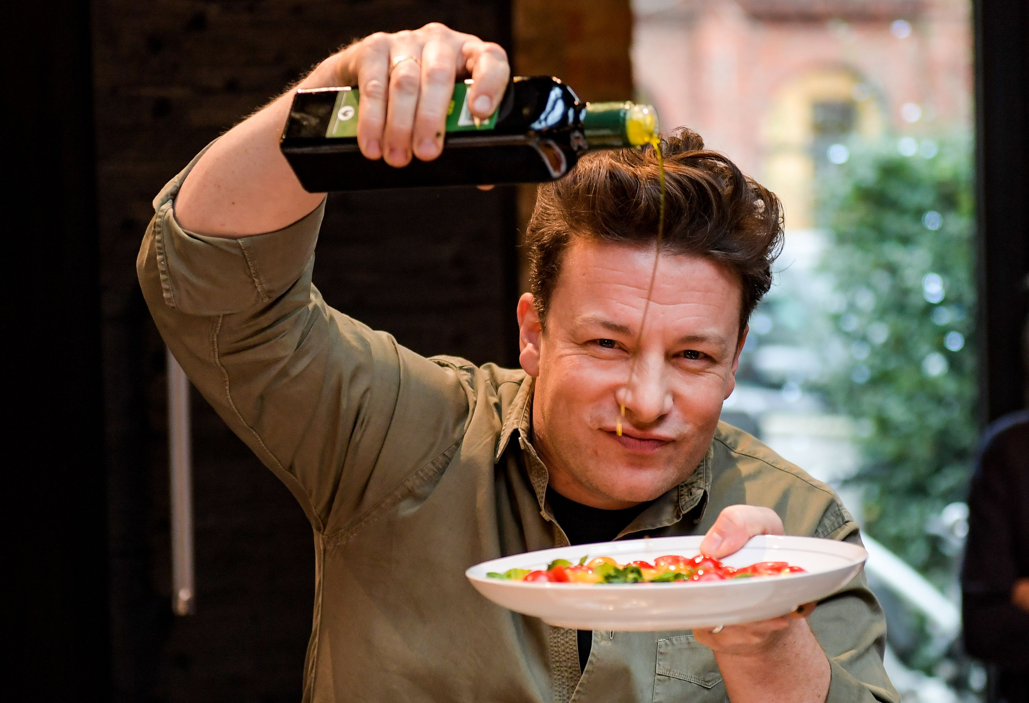 Jamie Oliver Weight Loss Transformation Possible with 2 Changes