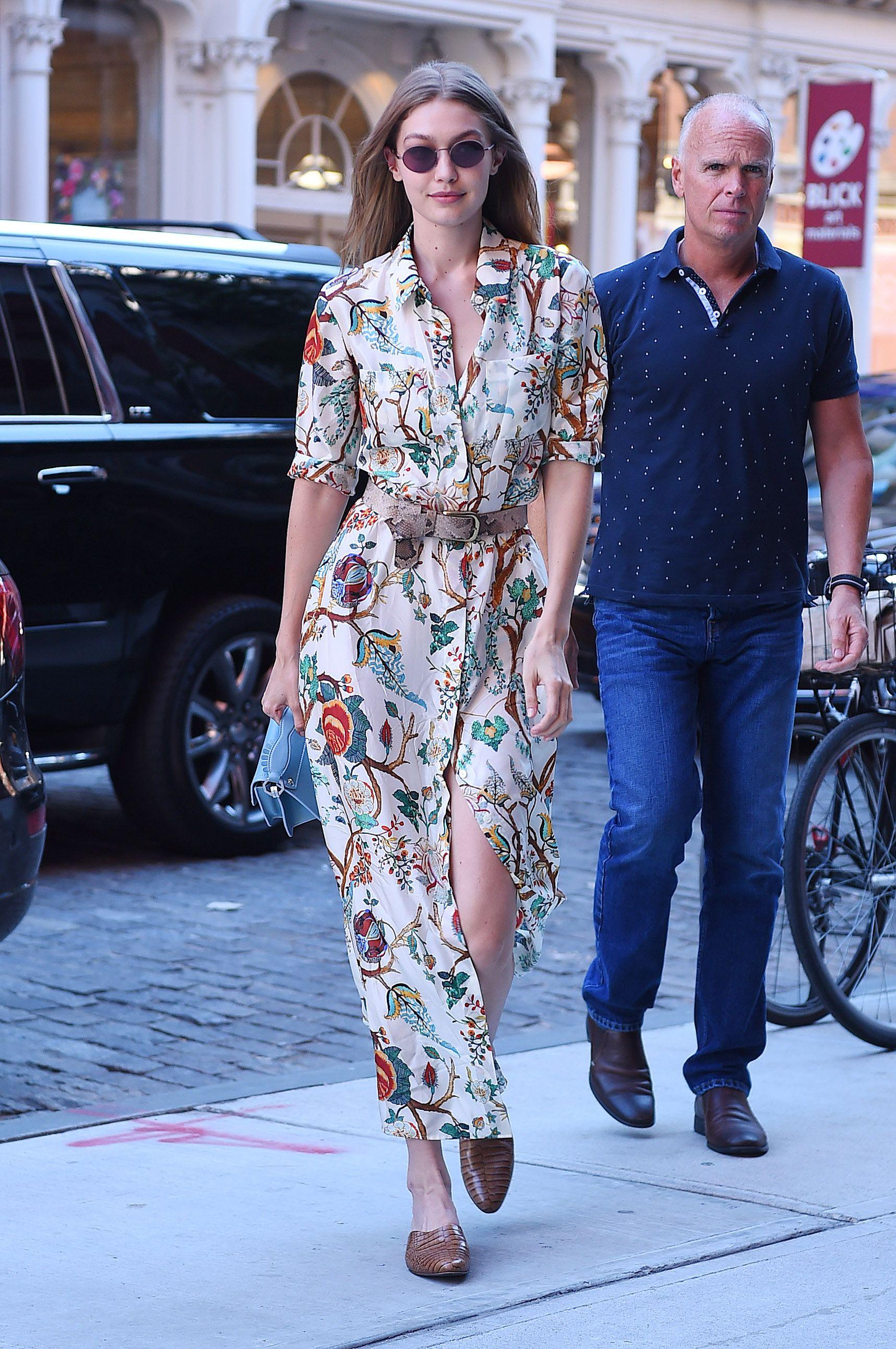 Gigi Hadid Style File