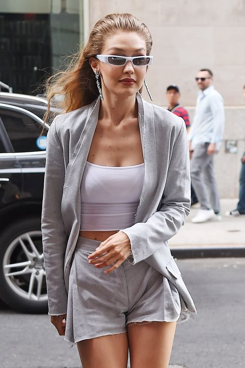 BuzzFoto Celebrity Sightings In New York - June 20, 2018