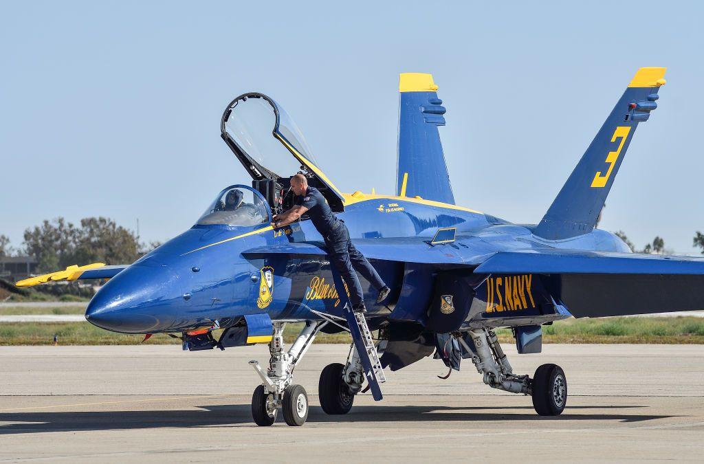 Image result for f-18 hornet blue angels