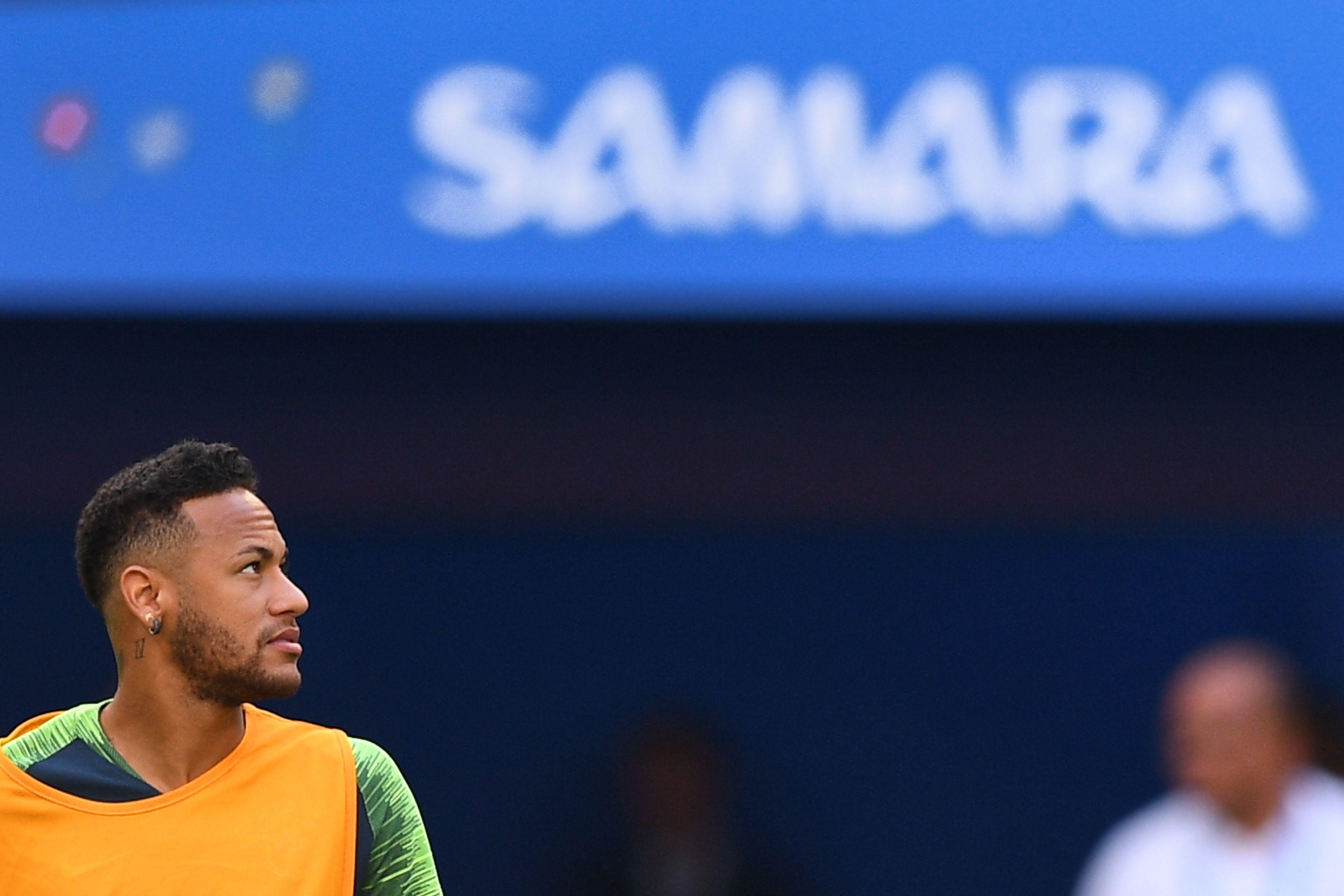 Neymars New Haircut Is Actually Okay