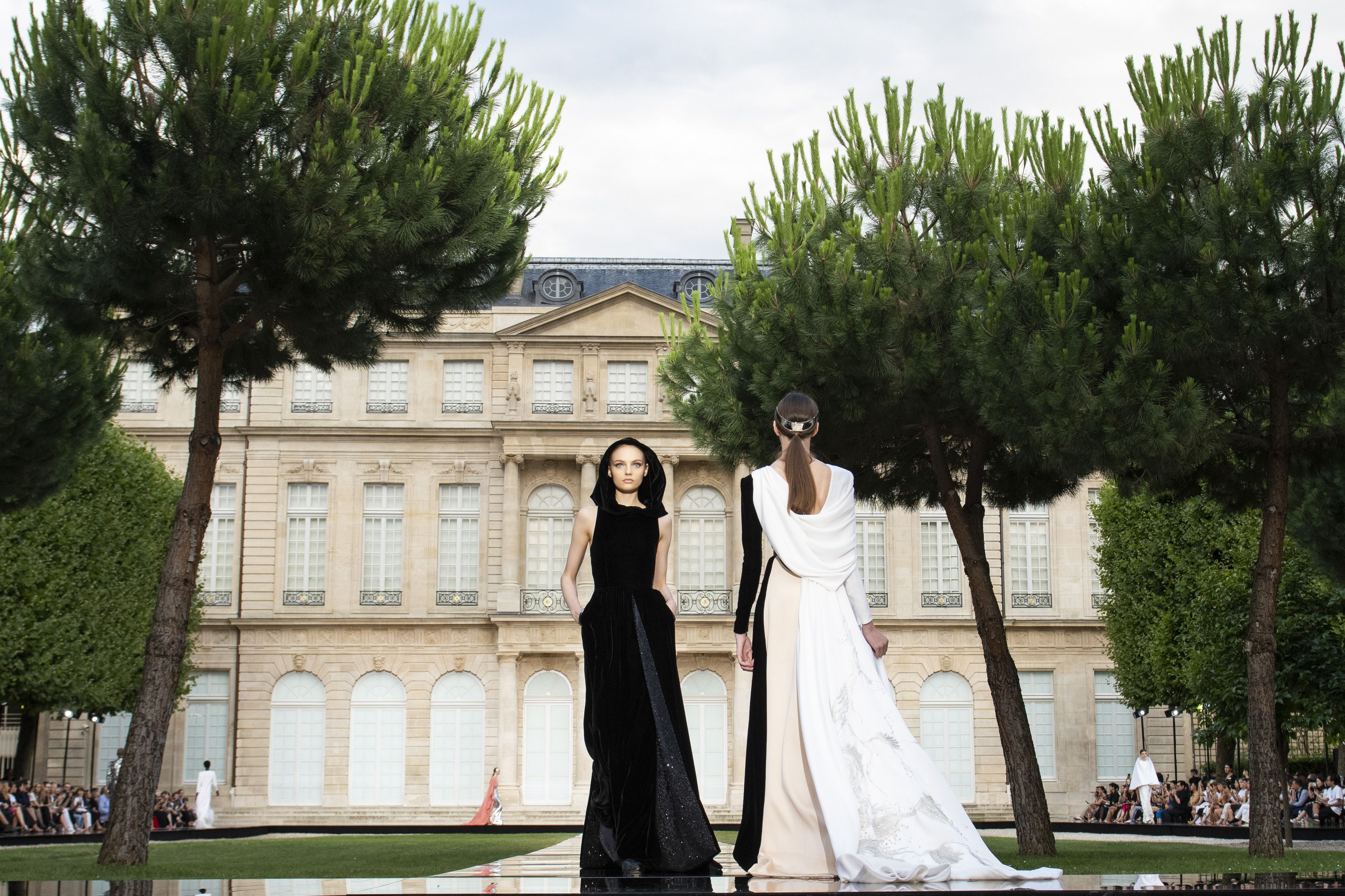 Givenchy couture najaar 2018
