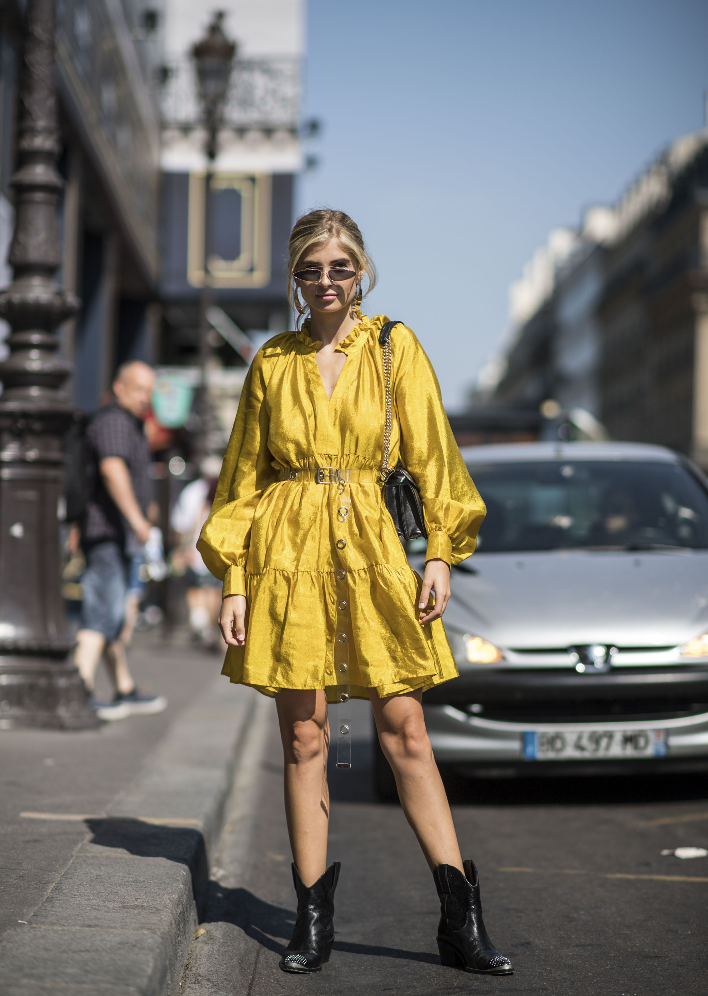 Fashion Boots Dress