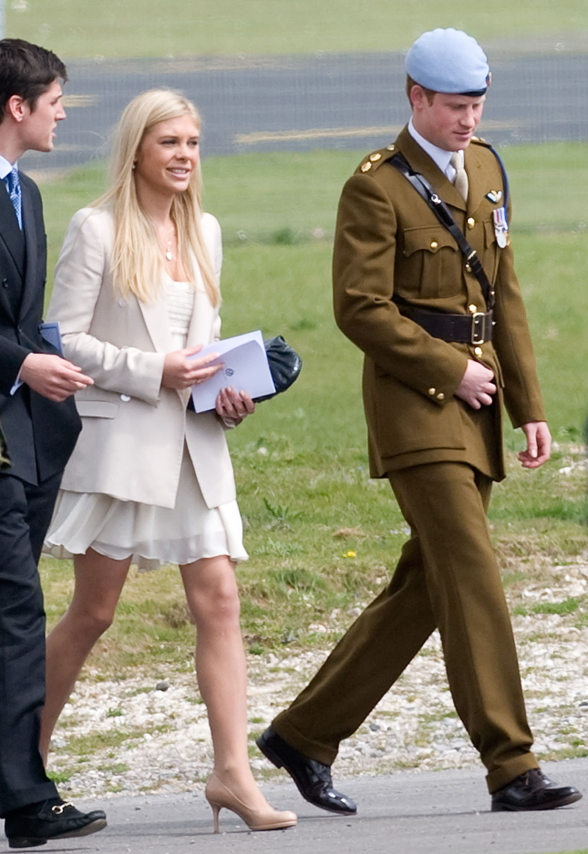 Prince Harry Ex-Girlfriend