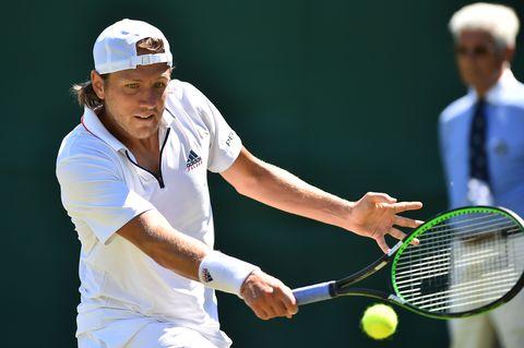 Tennis racket, Tennis player, Tennis, Tennis racket accessory, Racket, Tennis Equipment, Tennis court, Soft tennis, Sports, Strings,
