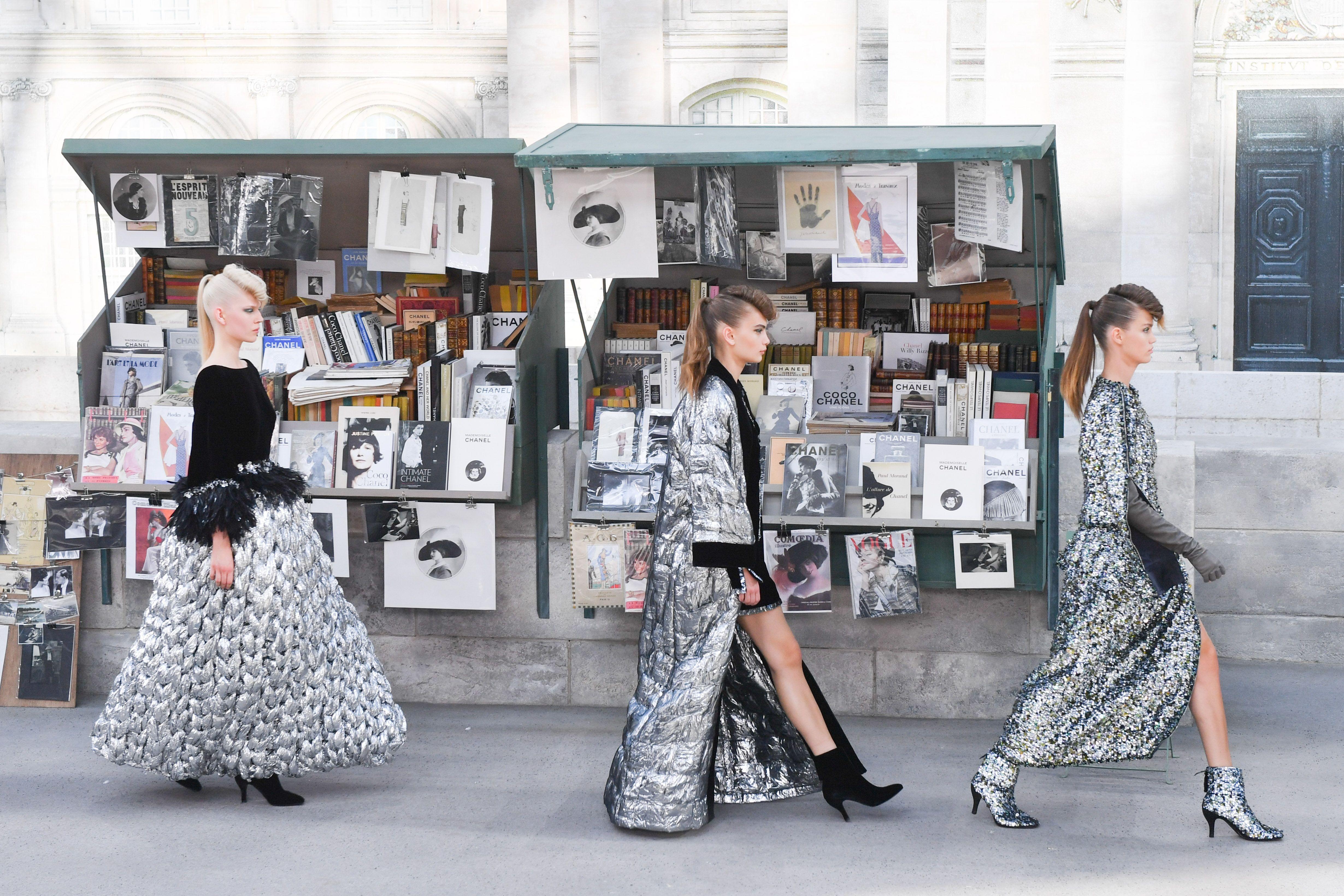香奈兒,高級訂製服,時裝秀,巴黎大皇宮