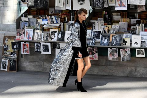 香奈兒,CHANEL,2018高級訂製服,高級訂製服,時尚秀,巴黎