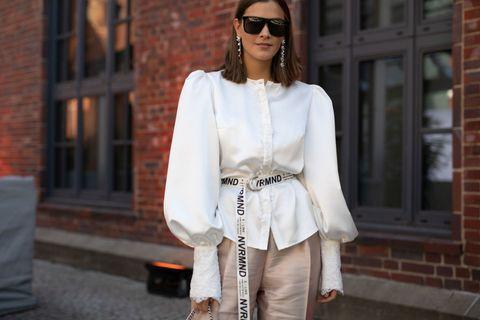 Berlin Fashion Week, Berlijn Fashion Week, streetstyle
