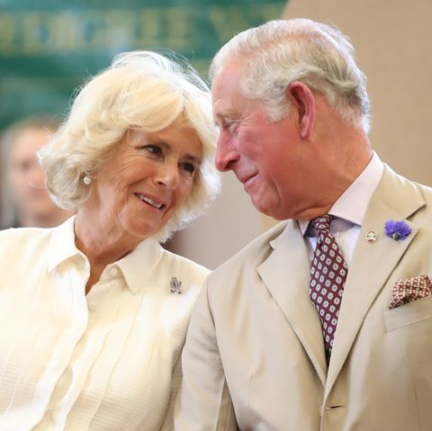 The Prince Of Wales And Duchess Of Cornwall Visit Wales