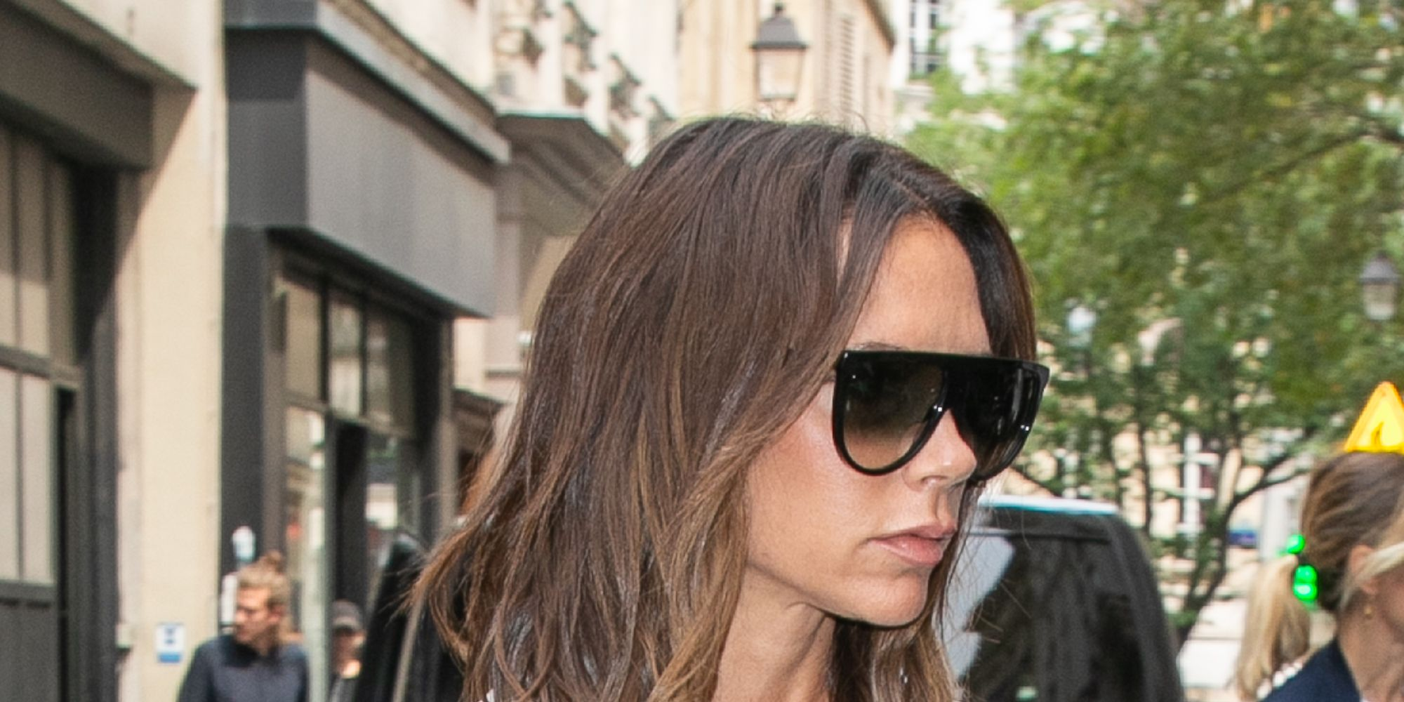 Celebrity Sightings In Paris - July 5, 2018