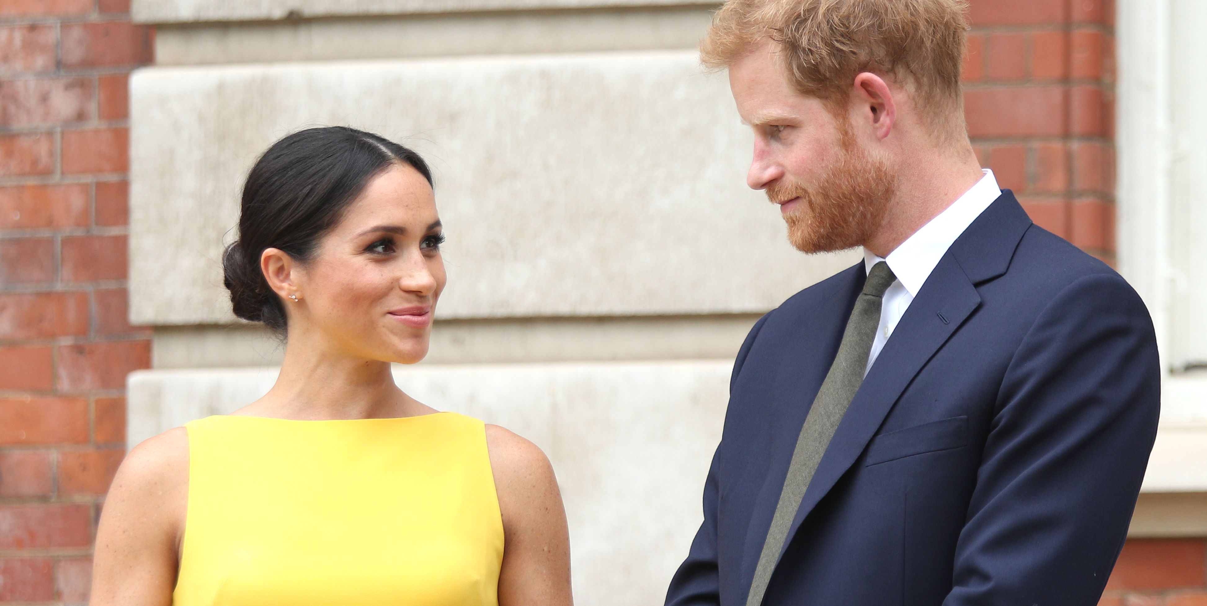 Meghan Markle and Prince Harry Are Fully Breaking Royal Baby Protocol