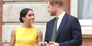 Meghan Markle prins Harry liefdesleven