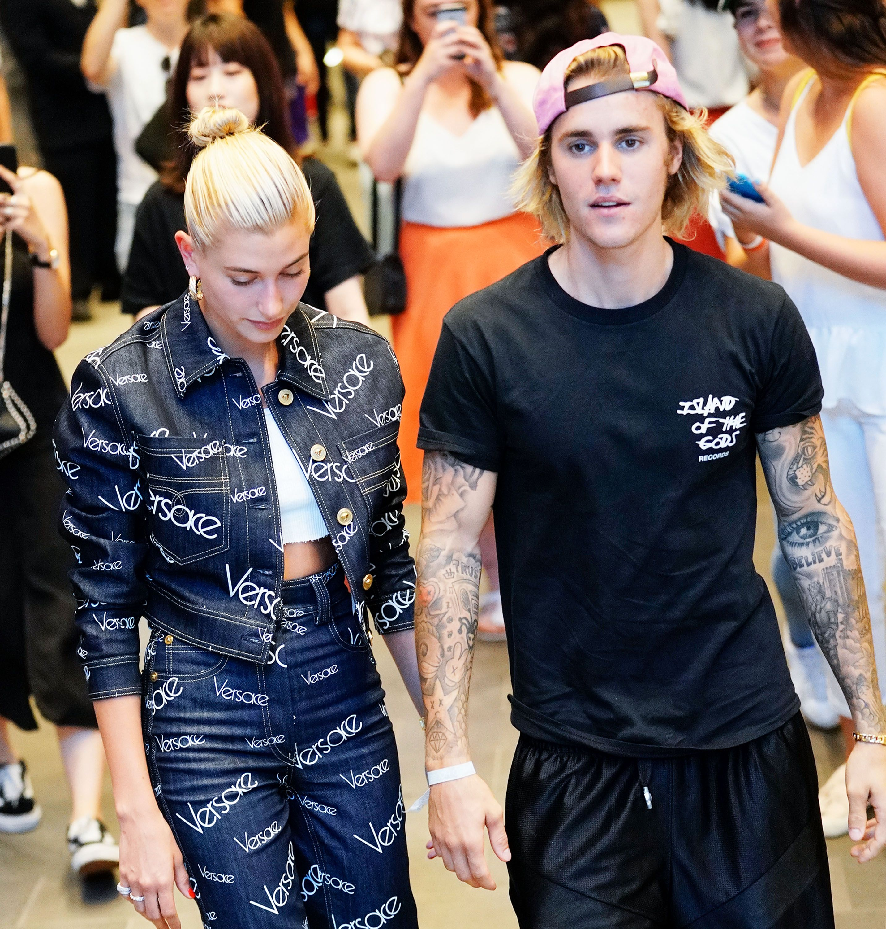 5a2c5305e807 Justin Bieber Engaged to Hailey Baldwin - Justin Bieber and Hailey Baldwin  Engaged