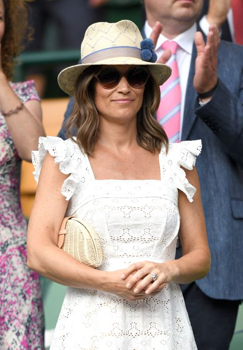 44c07de9 Pippa Middleton's Affordable J.Crew Jumpsuit Is Still Available to Shop