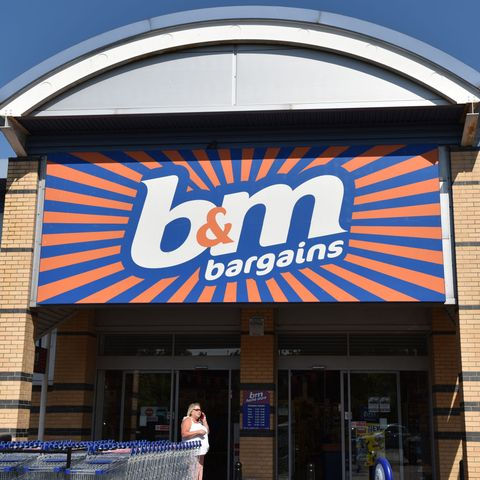 Retail Stock Imagery - B&M
