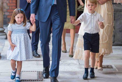 英國皇室,夏綠蒂公主,穿搭,洋裝