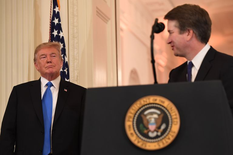 Image result for justice kavanaugh